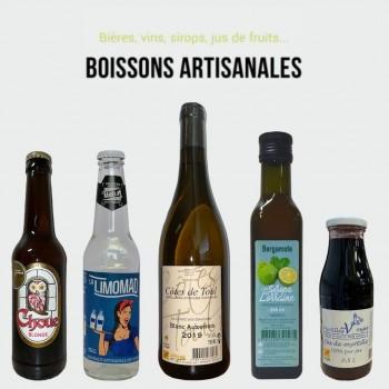 Boissons artisanales Lorraines   Les Saveurs du Colombier