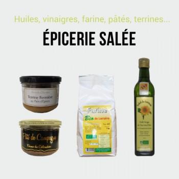 Épicerie salée Lorraine   Les Saveurs du Colombier