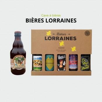 Nos différentes Bières Lorraines